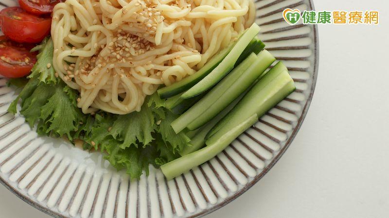 防疫也要吃對營養 營養師設計防疫蔬食料理
