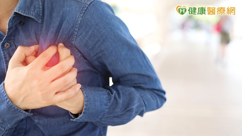 急性心肌梗塞猝死機率高達一半! 常見症狀曝光