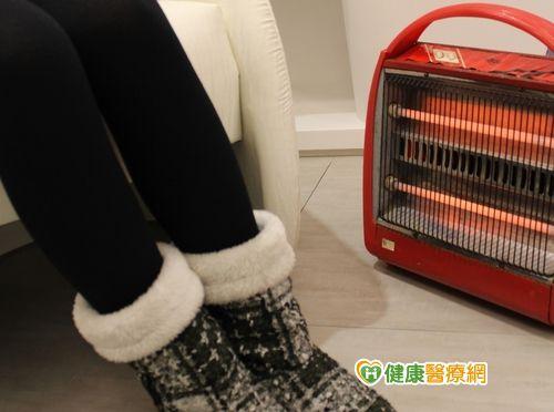 電暖器對著吹 當心「蜘蛛人」上身