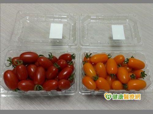 酸甜多汁小番茄 有助抗癌護健康