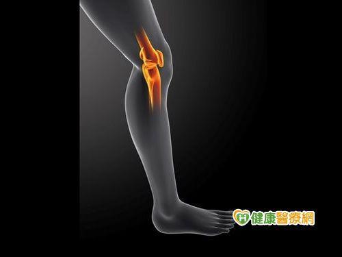 膝蓋活動出現聲響 恐是肌力不足所致