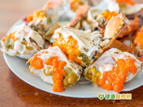 螃蟹怎麼吃? 中醫建議清蒸配紫蘇葉