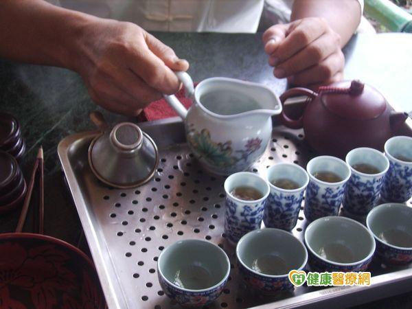 喝茶有道 營養師:第一泡茶較營養
