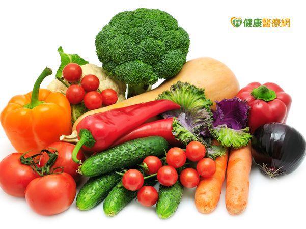 多吃這三大類蔬果 遠離文明癌!
