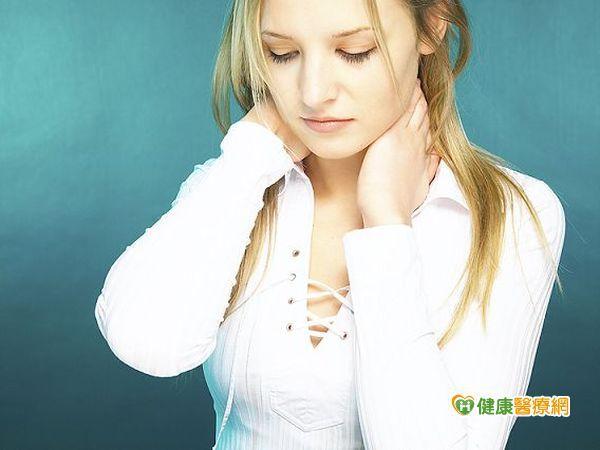 頸肩痛+腸躁症 原來是壓力惹的禍