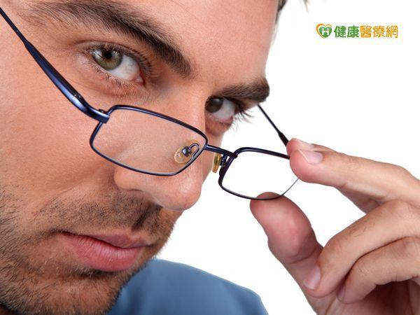 近視超過600度 視網膜剝離飆10倍