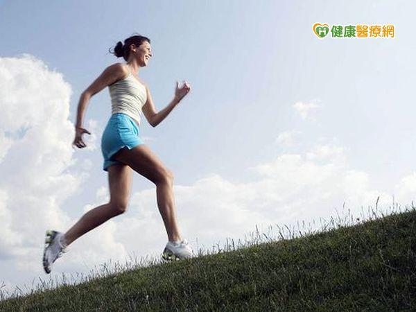簡文仁教暖身4招 跑步瘦身不受傷