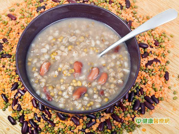 綠豆薏仁湯消痘 月經不順別多喝