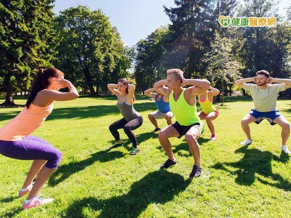 高強度間歇運動瘦身 3種狀況快停止