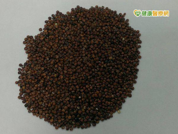 穀類紅寶石! 紅藜營養價值高