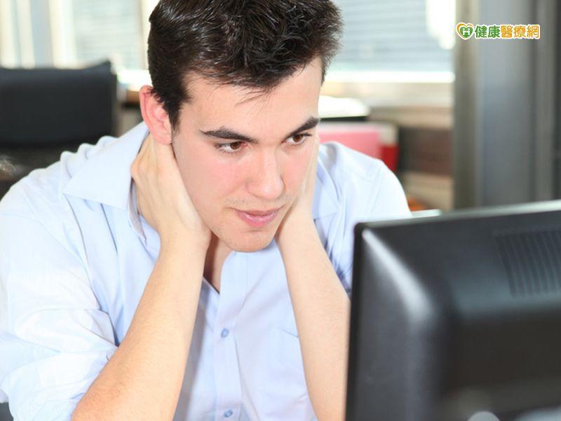 熬夜加班頸肩手痠痛 竟是「肌張力不全症」