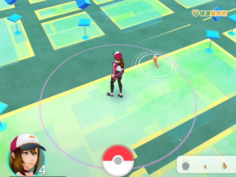 Pokemon Go瘋潮 出門抓寶前先注意這5點