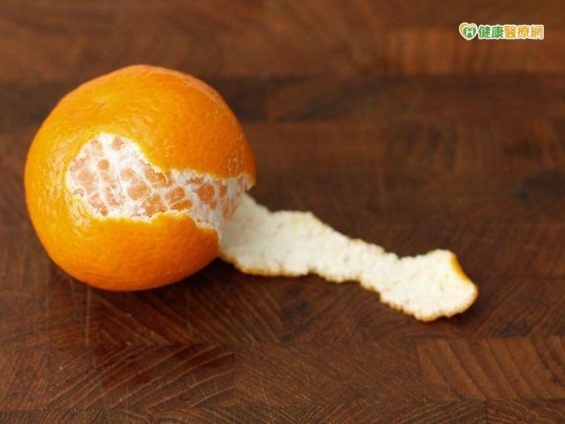 感冒吃烤橘子 小心吃錯適得其反