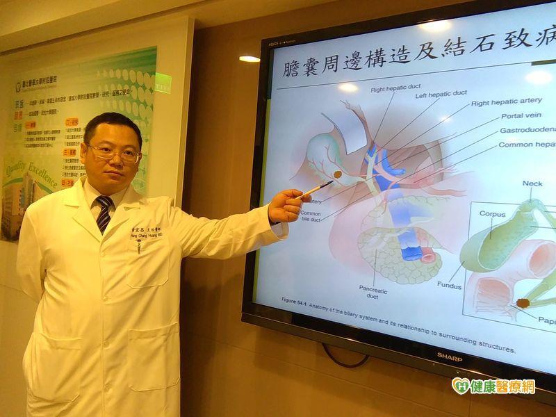 大腸鏡檢查水喝太少 急性膽囊炎發作