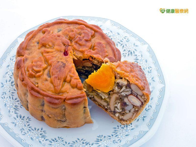 廣式月餅熱量最高 吃一個等同3.5碗飯