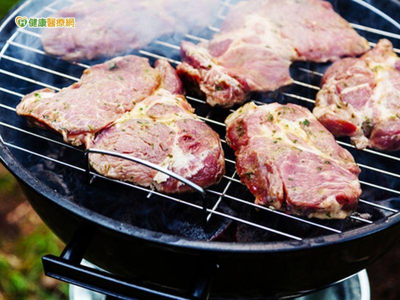 中秋腹瀉恐暴增5成 烤肉要烤熟才吃