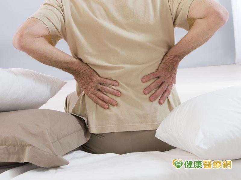 80~90%的人背痛過 如何預防及改善?