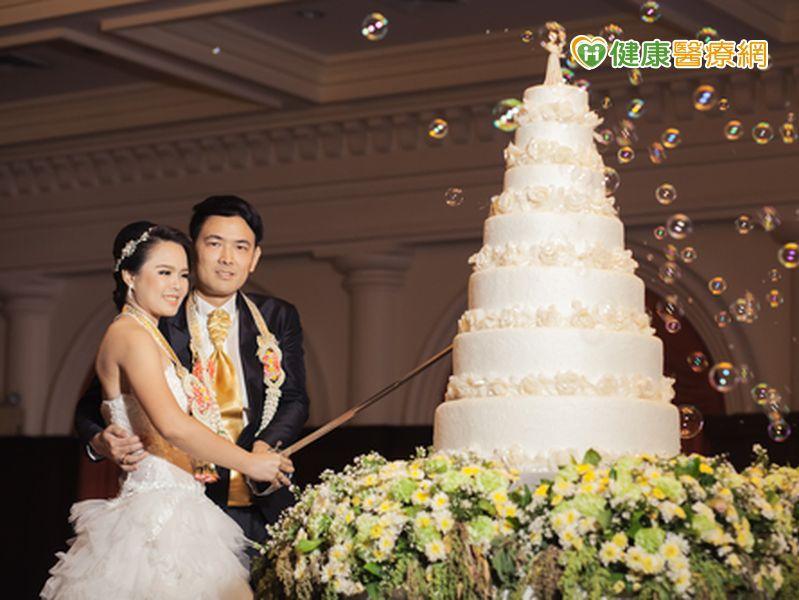 婚姻挑戰從婚禮開始! 男比女更有壓力?
