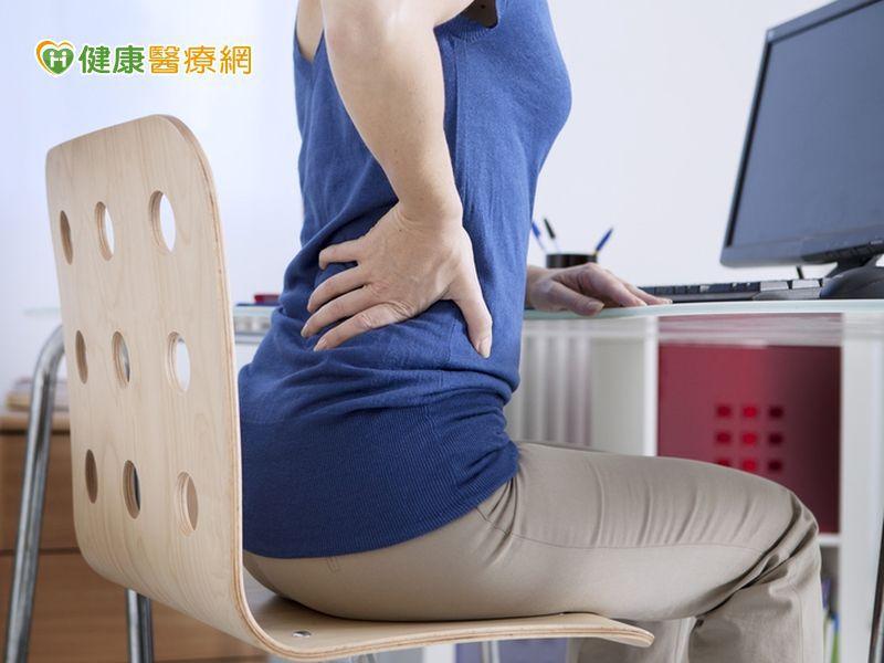 以為壓力導致下背痛 竟是紅斑性狼瘡上身