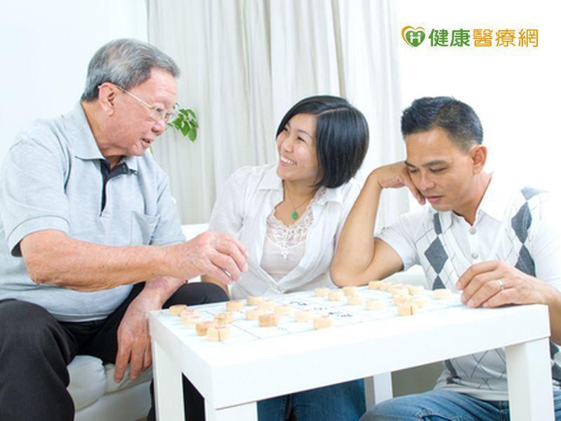 快樂玩桌遊 有助老人遠離憂鬱