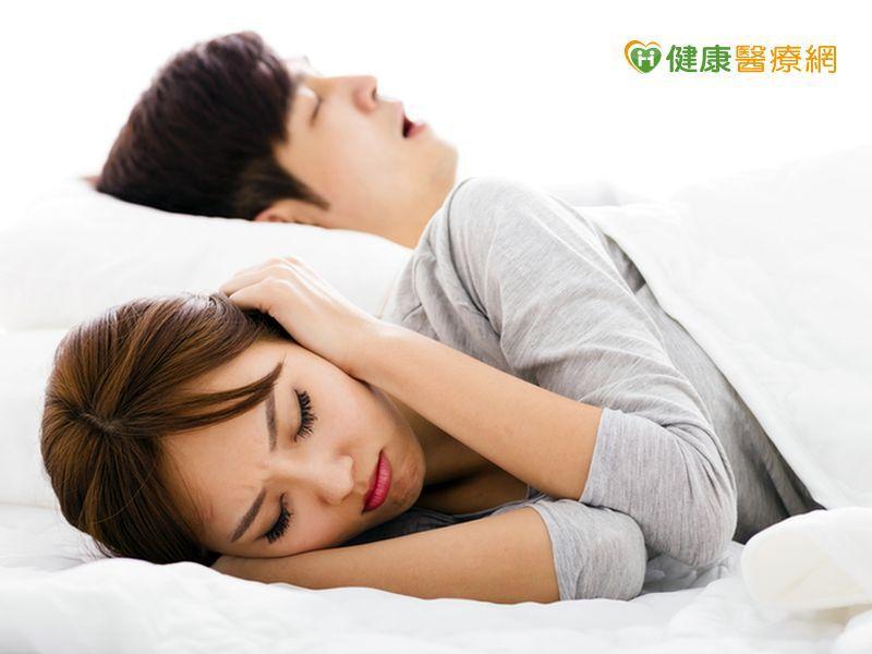 熟睡才會打鼾? 小心是睡眠呼吸中止症