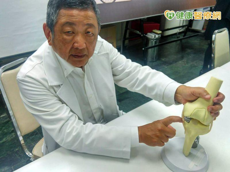 補鈣改善膝關節退化? 半數老人吃錯
