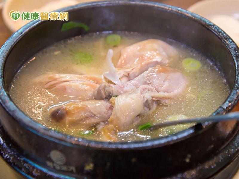 喝雞湯、吃辛香料 有助預防及紓緩感冒