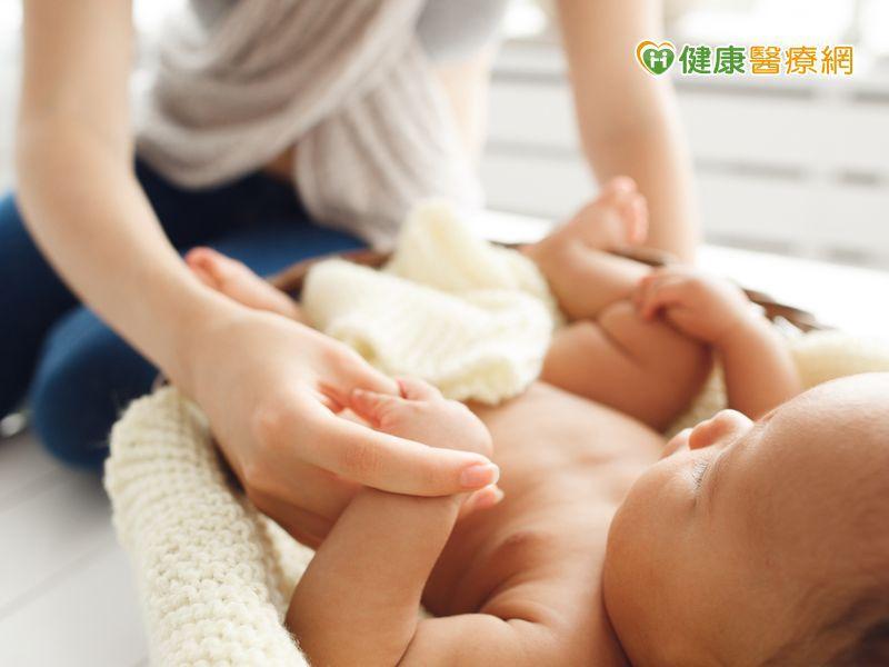 新生兒罹接觸性皮膚炎 原來是用了這個...