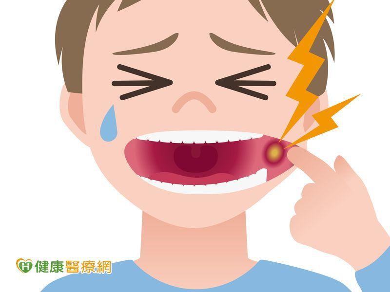 口腔有白斑 當心是口腔癌徵兆!