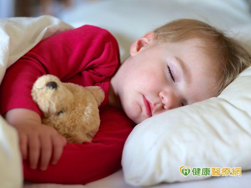 幼兒睡眠不足 上小學問題多多
