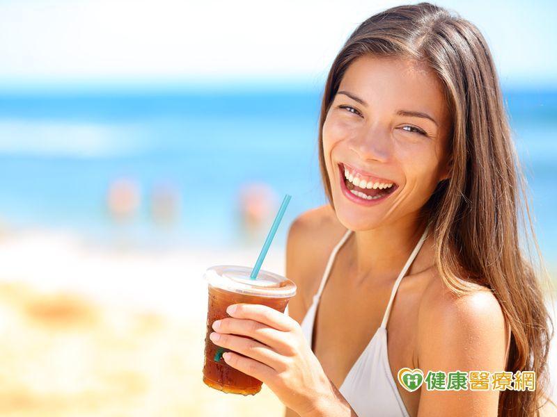 有冰飲料含糖量一樣高 無糖去冰較好