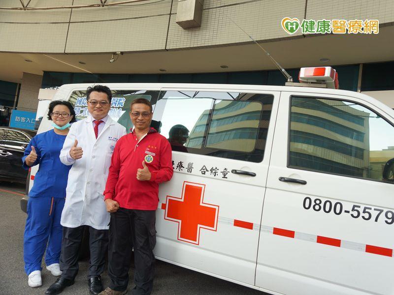 42歲醫師猝死 CPR+AED神救援搶命!