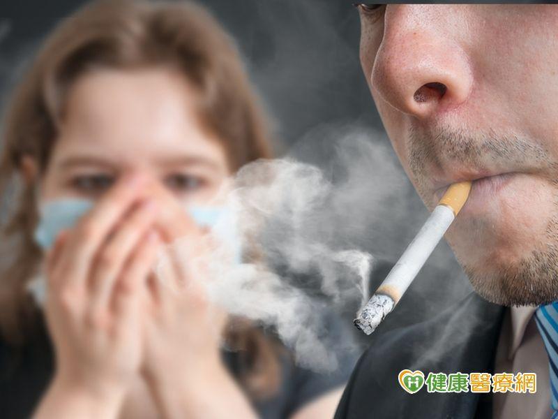 看不見的可怕殺手 二手菸、三手菸均是致癌物